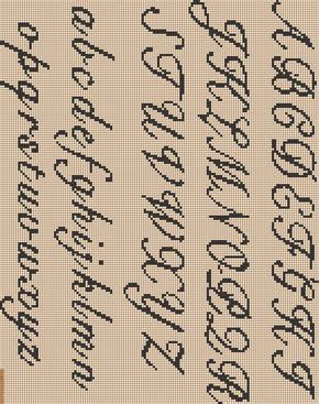 Cursive writing tablet paper